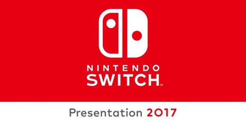 Nintendo Switch Presentation time and live stream announced