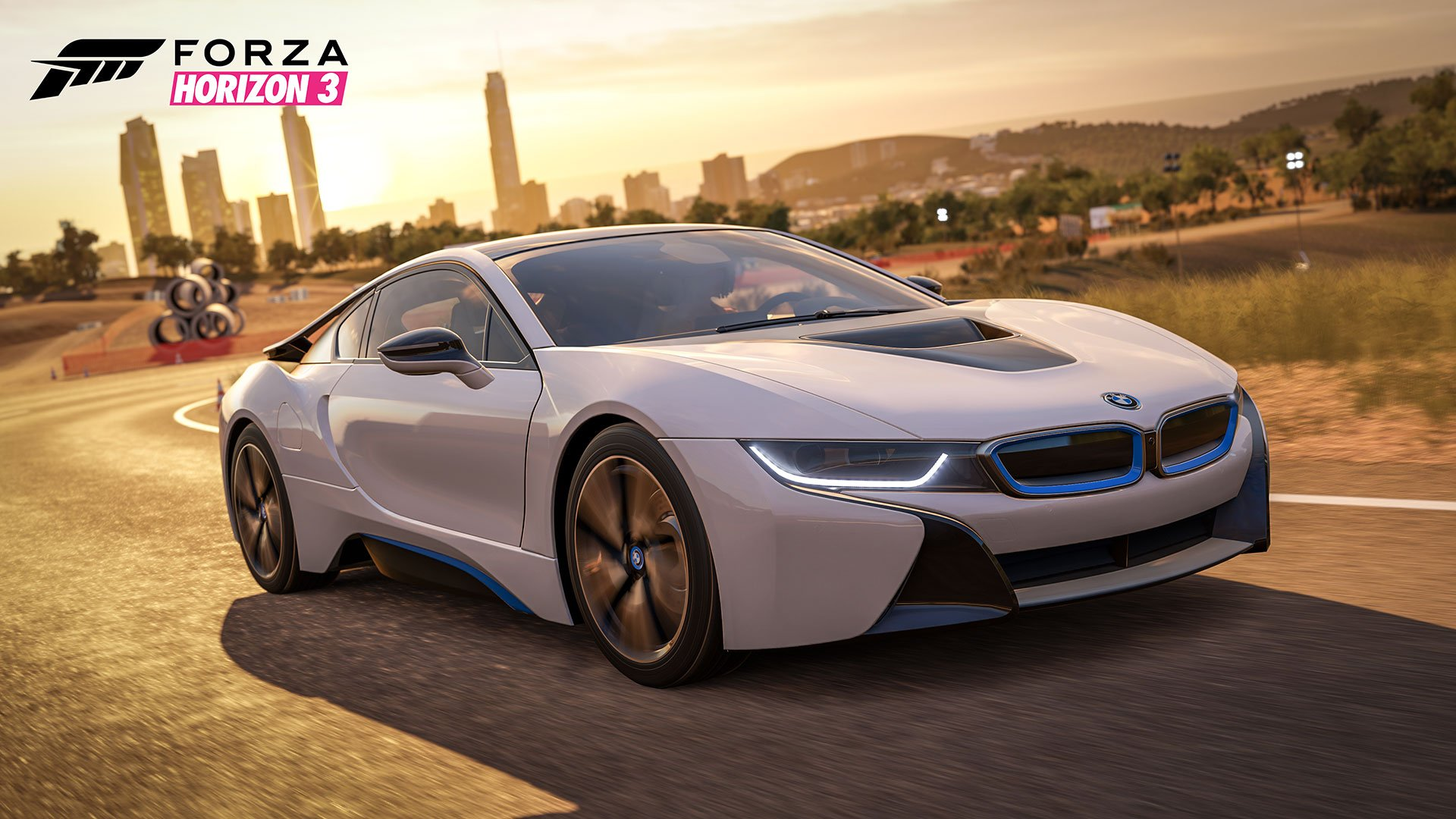 Forza Horizon 3s January Car Pack To Feature BMW I8