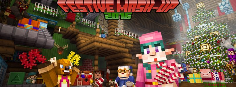 Minecraft Pocket Edition and Windows 10 Edition have snow in the forecast with the Festive Mash-Up Pack 2016