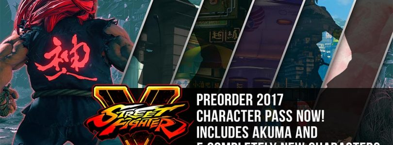 Street Fighter 5 season 2 announced at PSX