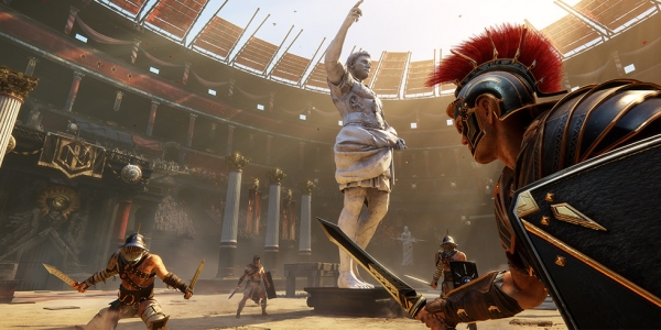 Ryse: The Empire could be a real or fake sequel, but we hope it's real