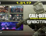 Infinite Warfare's first DLC 'Sabotage' will be coming first to PlayStation on January 31st