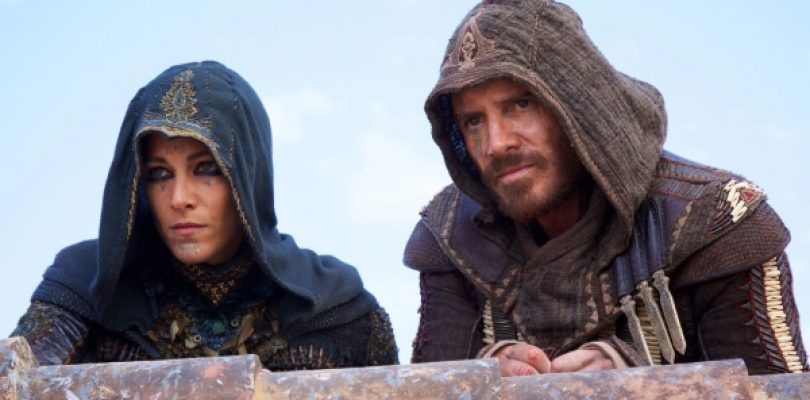 Assassin's Creed movie is planned as a trilogy according to Michael Fassbender
