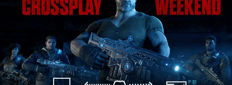 Gears Of War Crossplay Test Coming This Friday