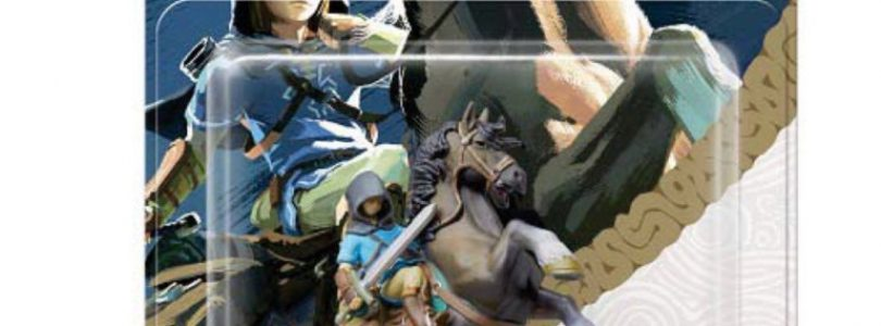 Zelda: Breath of The Wild Amiibo Box Art Revealed.