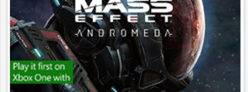 RUMOR: Mass Effect Andromeda May Have Early EA Access On Xbox One
