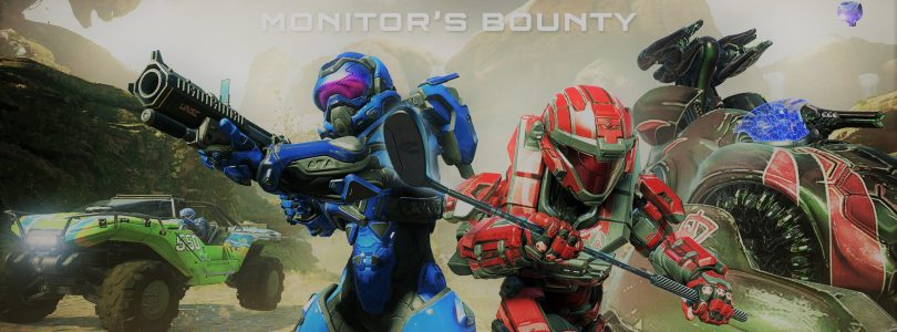 343 unveils new Halo 5: Guardians update called Monitor's Bounty.