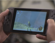 Nintendo showed off Zelda: Breath Of The Wild on the Switch last night on Jimmy Fallon