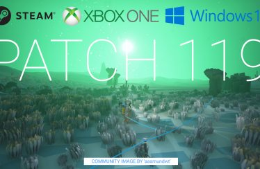 Astroneer patch 119 launches to Steam, Windows 10, and Xbox