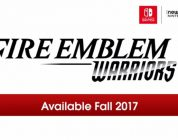 Fire Emblem Warriors launching on both Switch and 3DS