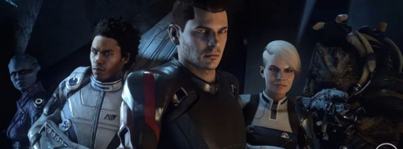 Mass Effect: Andromeda new cinematic trailer shows off enemy, romances and more