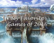 My Favorite Games of 2016