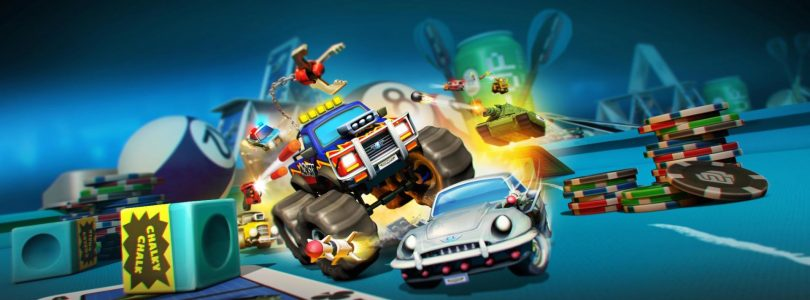 Micro Machines World Series coming to PC and consoles this Summer