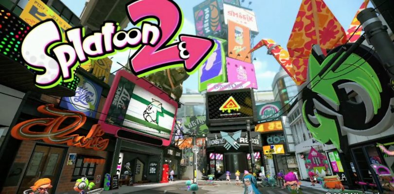 Splatoon 2 coming to Nintendo Switch Summer 2017
