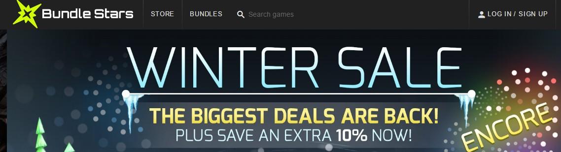 Bundle Stars extends PC game sales