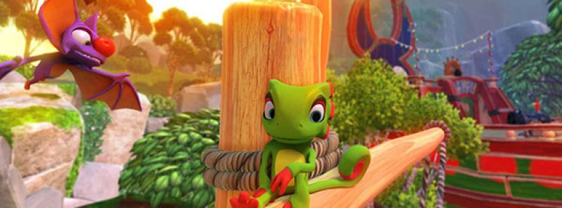 Yooka-Laylee has gone gold