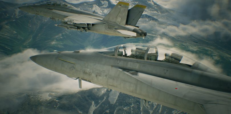 Ace Combat 7 Confirmed for Xbox One and PC