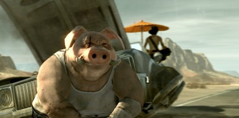 Beyond Good and Evil 2 will be exclusive to Nintendo Switch for 12 months