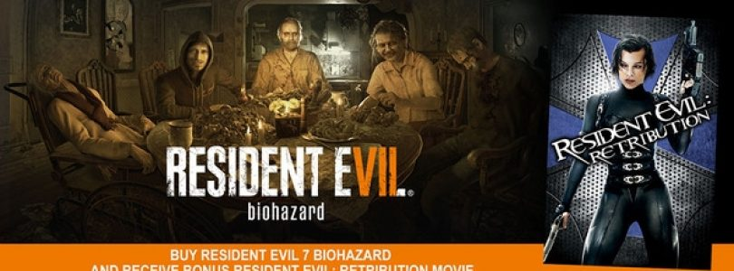 Resident Evil 7 pre-orders on Xbox One & PS4 lets you see the movie for free