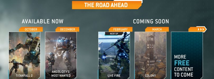 Respawn Announces Free DLC For February And March