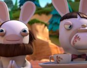 Rabbids Kingdom Battle is the name of the Rabbids and Mario RPG, could be pushed to September