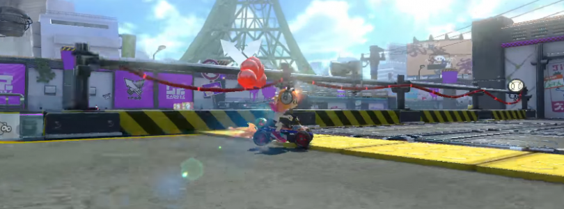 Mario Kart 8 Deluxe Coming To Nintendo Switch April 28th