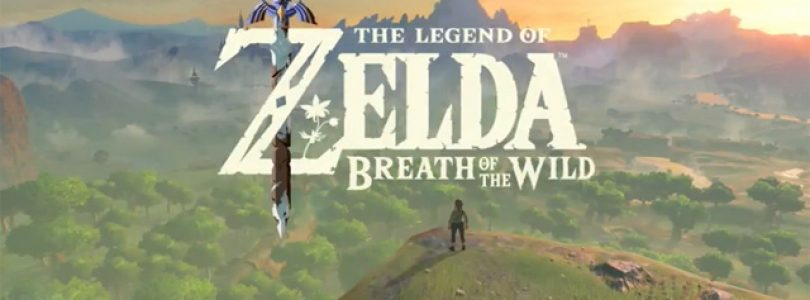 Check out the revealed back story for The Legend of Zelda Breath of the Wild