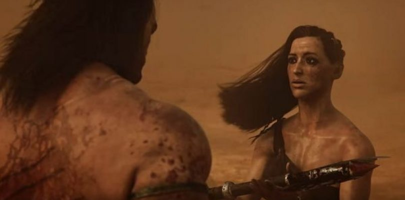 Funcom announces Conan Exiles sold 320K copies in its first week, mods coming soon