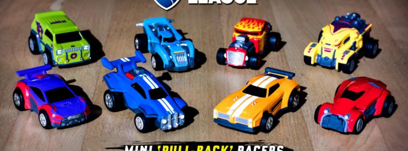 Rocket League has passed 26 million players, toys are also coming.