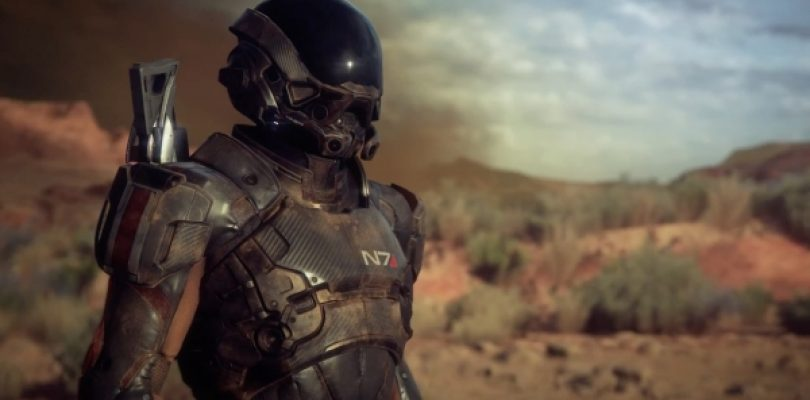 {Video} Check out the first gameplay of Mass Effect: Andromeda detailing skills and combat