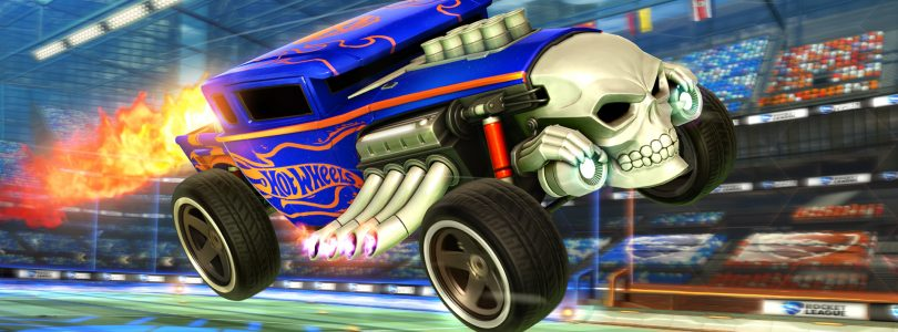 Rocket League developer Psyonix announces Hot Wheels DLC releasing this month