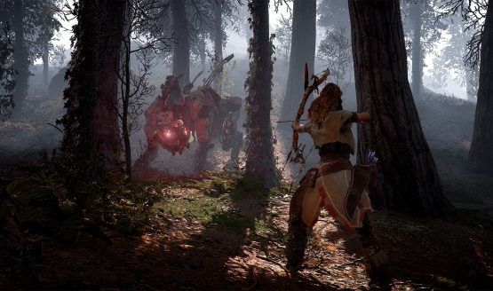 Guerrilla Games show off Horizon Zero Dawn HUD options and more