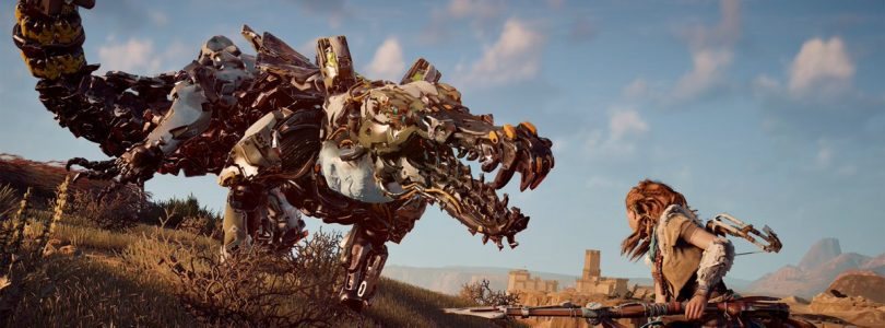 "Sony releases Horizon: Zero Dawn ""The Machines"" videos"