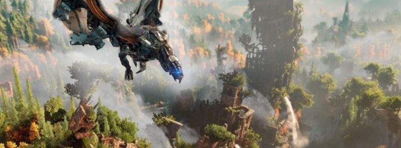 Sony shows off more of the robots in Horizon Zero Dawn