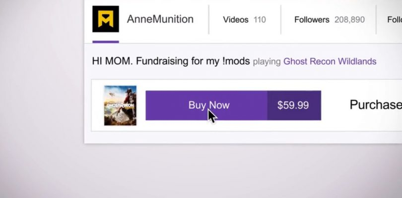 Twitch will start selling games and give streamers a cut of the revenue
