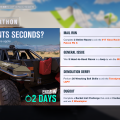The first weekend of February brings second-chance rewards with the latest #Forzathon