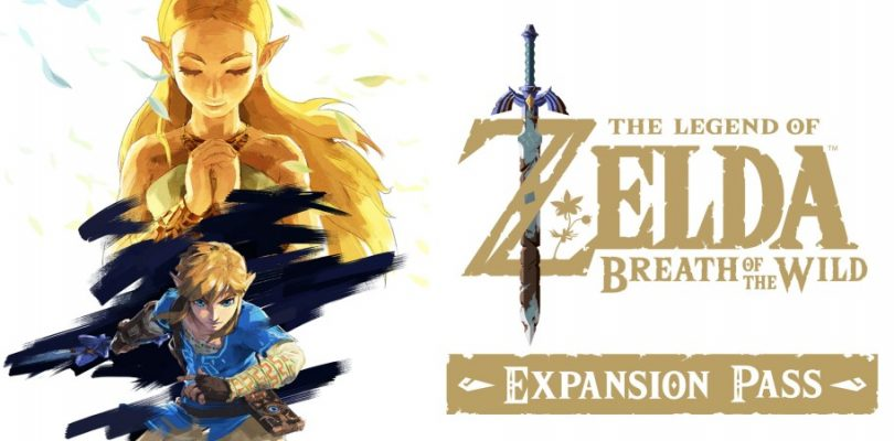 The Legend of Zelda Breath of the Wild is getting an expansion pass
