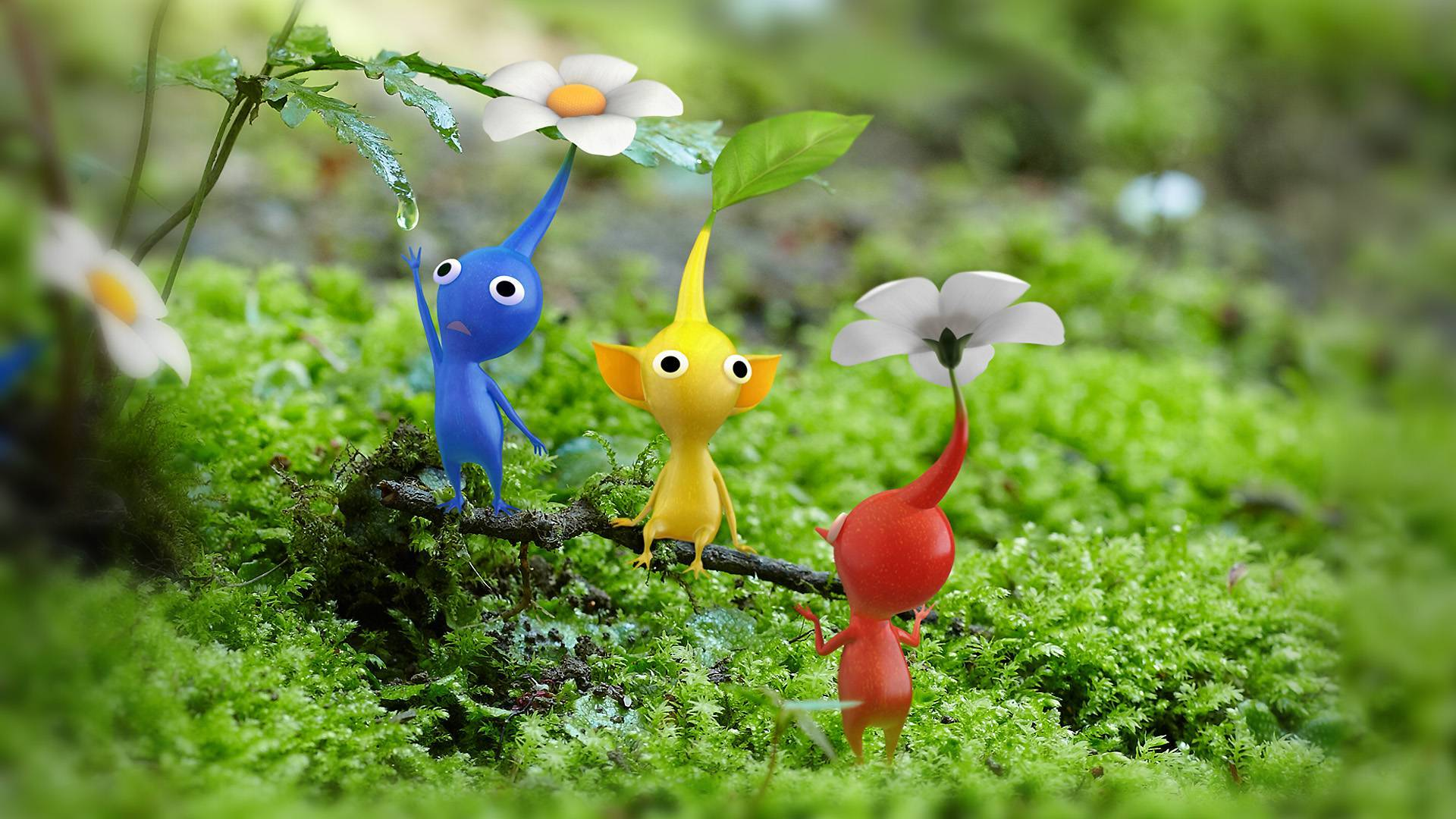 Rumor: Pikmin World has been leaked for the Nintendo Switch by a Dutch retailer