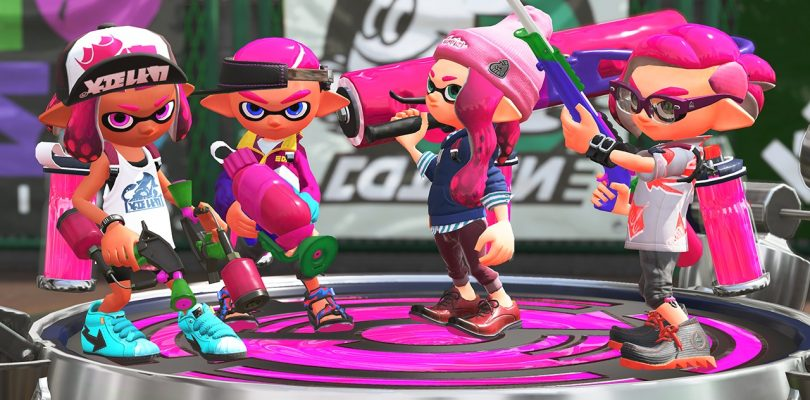 Splatoon 2 global testfire will begin on March 24th to March 26th