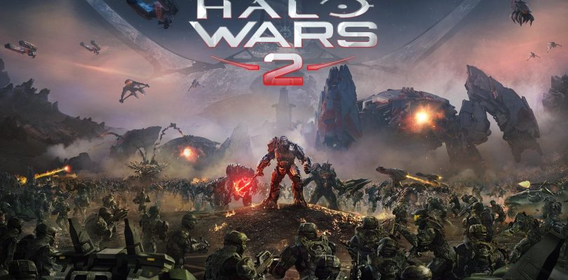 Halo Wars 2 debuts in 2nd in the latest UK Charts