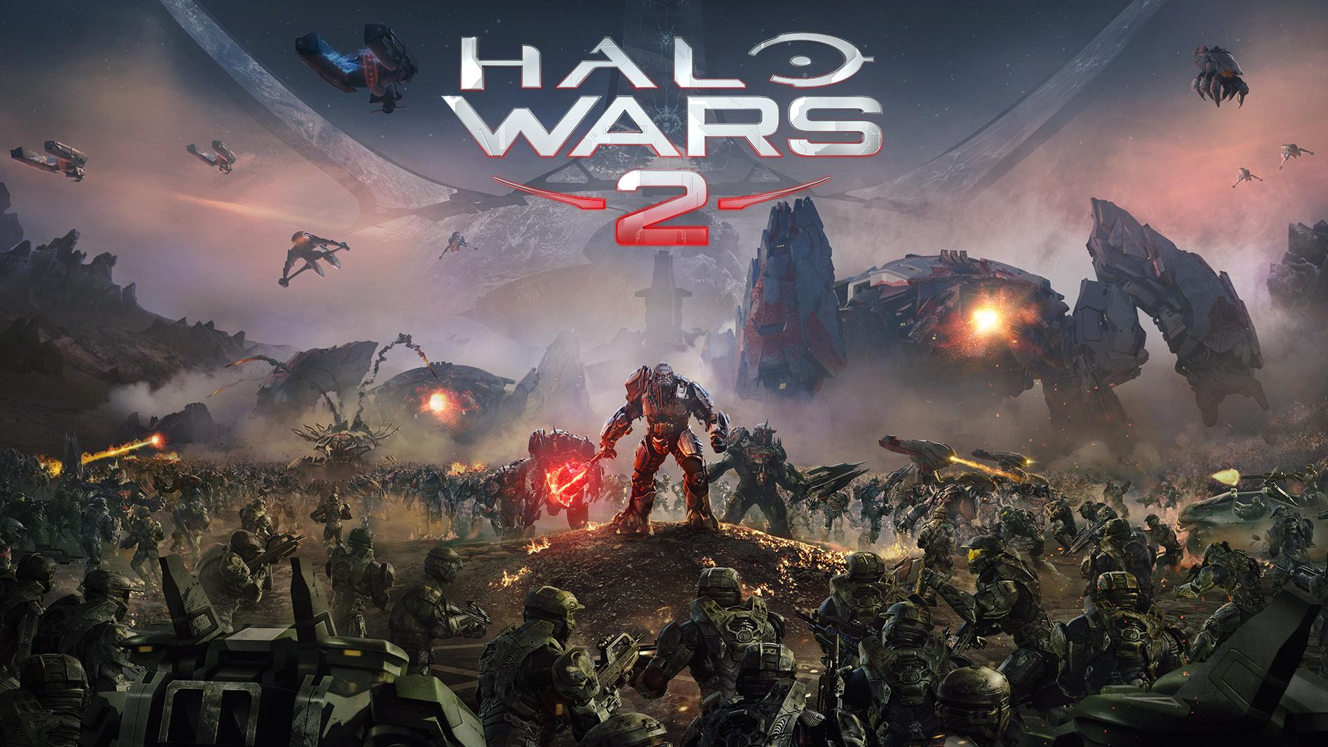 4K, HDR, Crossplay, Xbox Arena & more coming to Halo Wars 2 soon.