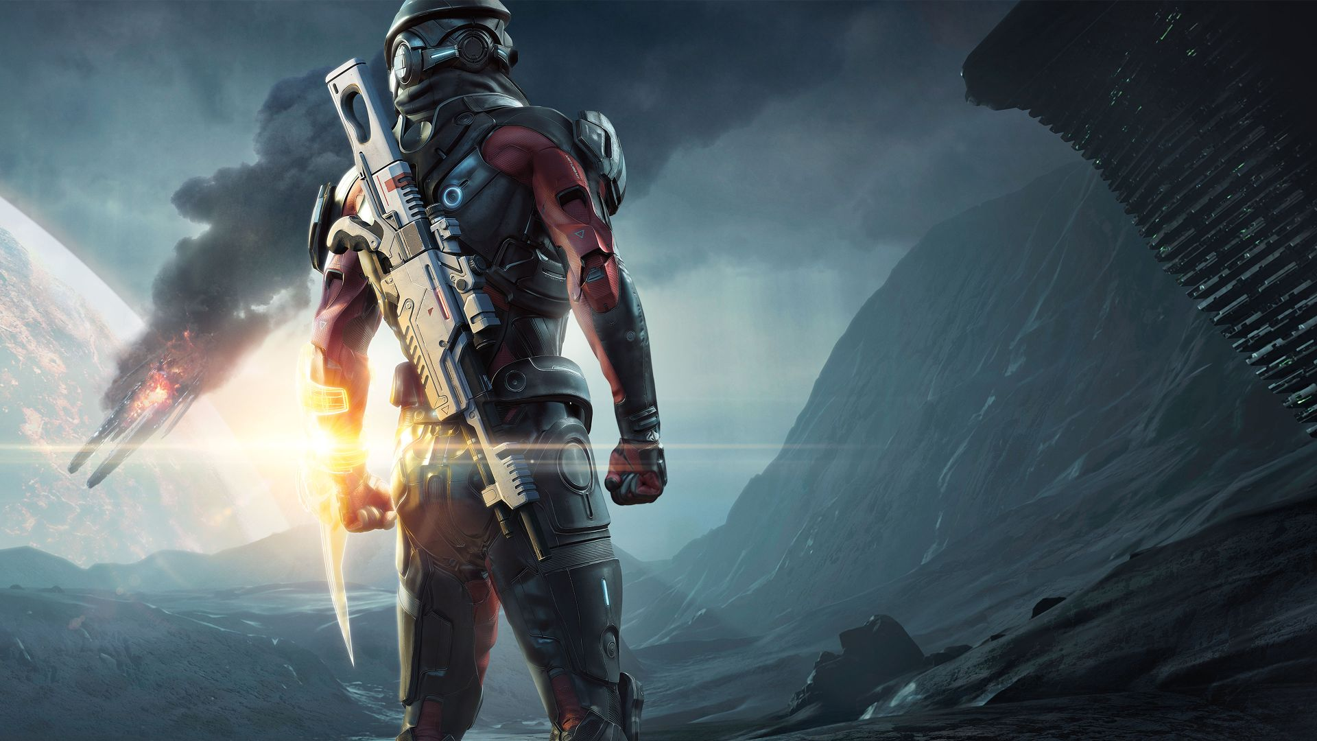First Access Impressions: Mass Effect: Andromeda's Multiplayer has Potential, but also Flaws.