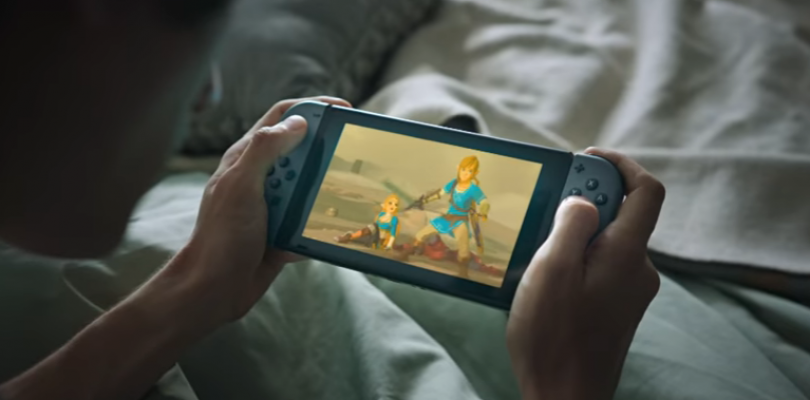 Nintendo Switch ad to be featured during Super Bowl