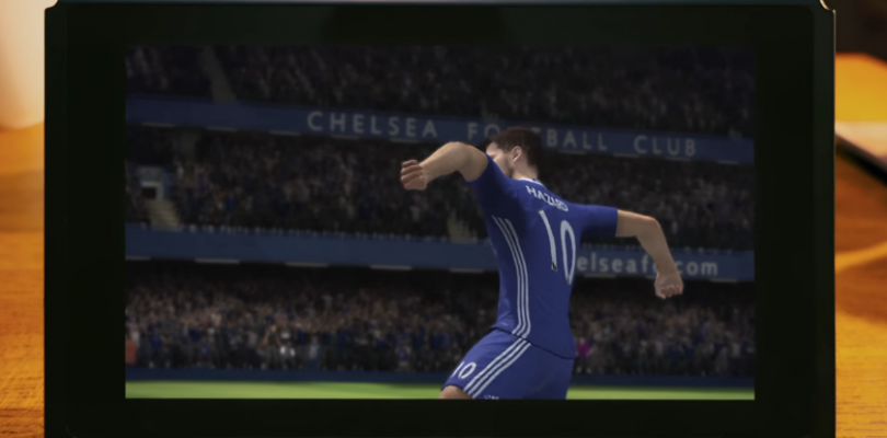 New Nintendo Switch ad in Japan features FIFA