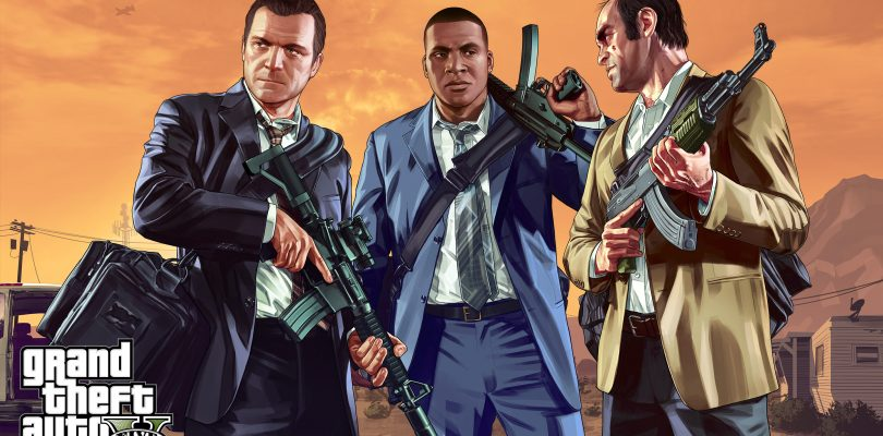 GTA V comes first in top 10 UK sales chart