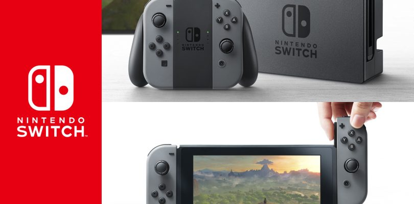 nintendo switch hits stores march