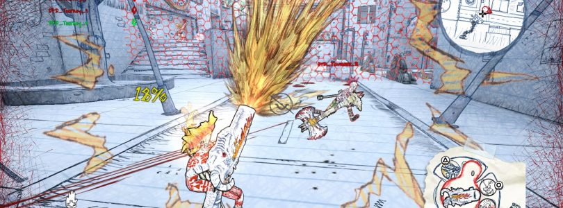 PS4 only Drawn to Death is one of Aprils PS+ games