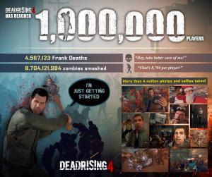 Dead Rising 4 1 Million