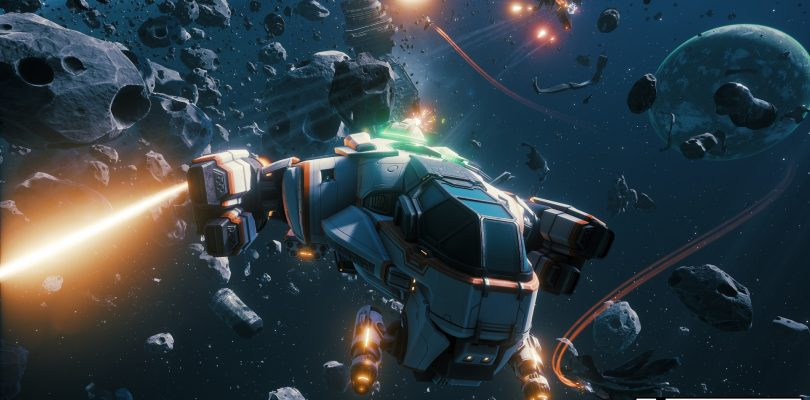 Space shooter Everspace updated to v0.4, adds detailed derelicts, color customization, and more