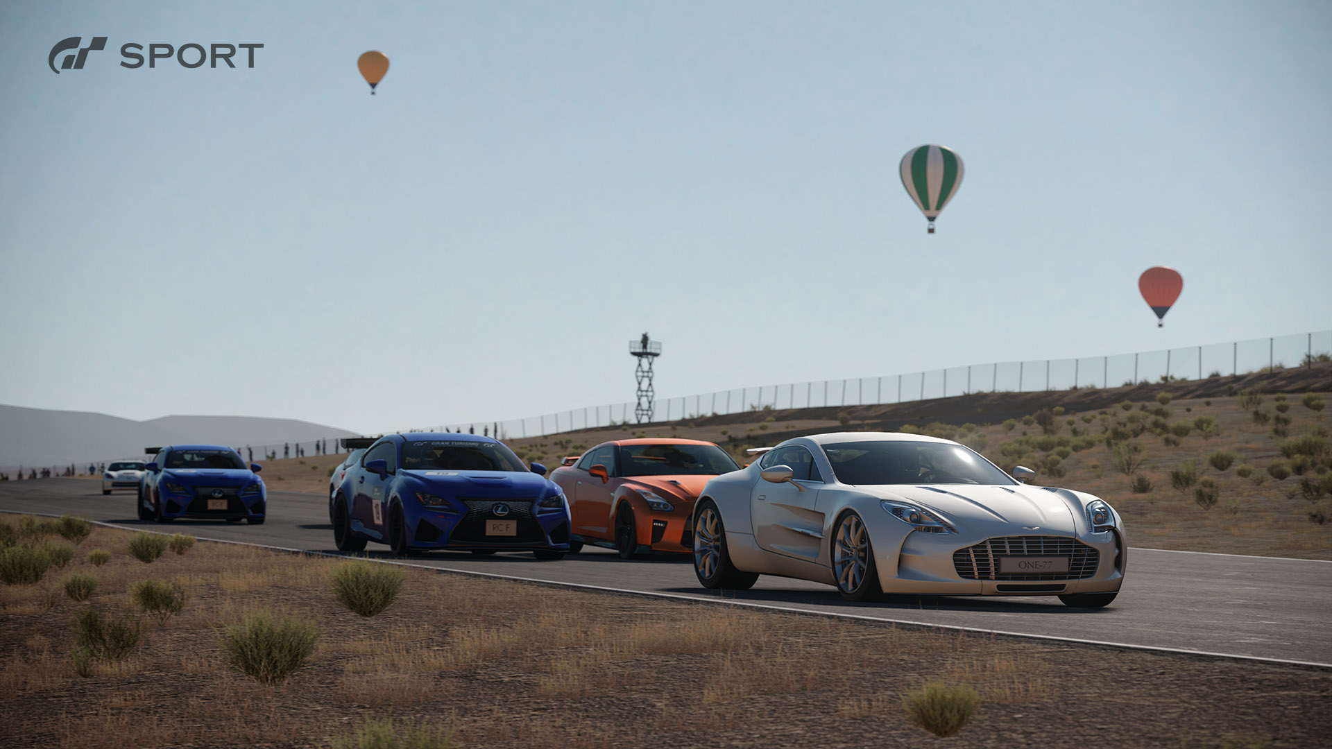 Polyphony Digital and Sony have announced the release date for Gran Turismo Sport!